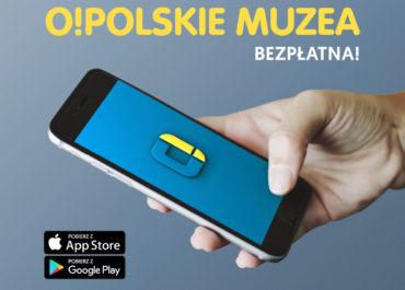Aplikacja O!polskie muzea