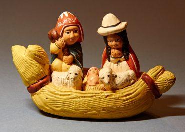 Boże Narodzenie na świecie. Szopki z Afryki i Ameryki Południowej