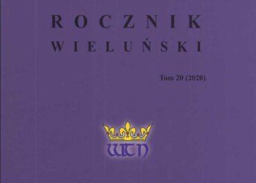 Nowy tom Rocznika Wieluńskiego już w sprzedaży
